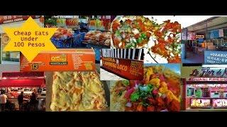 The Cheap Eats Guide to Playa Del Carmen