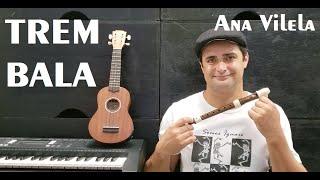 Baixar TREM BALA - ANA VILELA (Notas Flauta Doce) Flute Dulce