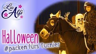 Lia & Alfi - Vorbereitungen fürs Ponymeeting und Halloween FMA
