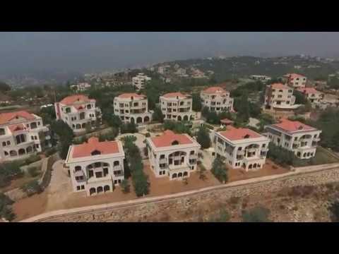Ras El-Jabal Villas – Alley, Lebanon