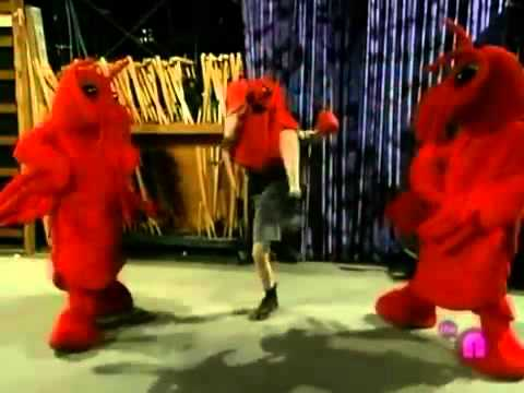 The Amanda Show: Hillbilly Moment - [Free Online Games ... |The Amanda Show Dancing Lobsters