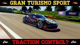 GT Sport - Traction Control Comparison (TCS VS NO TCS)
