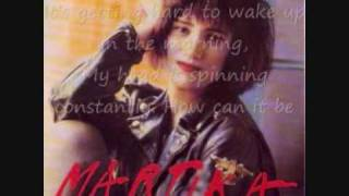 Martika - Toy Soldiers [LYRICS]