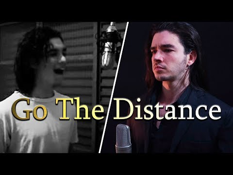"""Go The Distance"" - MICHAEL BOLTON cover [100th VIDEO SPECIAL]"