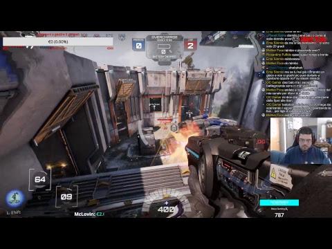[PC/ITA]LawBreakers-Preorder Beta Event-Primo in italia a portarlo in LIVE!1080p 60fps