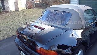 """Z3Window.com Review - BMW Z3 Rear Window - """"It"""
