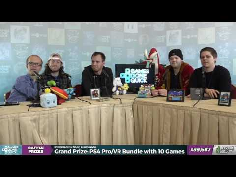Borderlands 2 Co-Op by Shockwve and Amyrlinn in 1:44:50 - AGDQ 2017 - Part 3