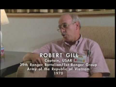 Special Operations Oral History Project: Interview with Robert Gill