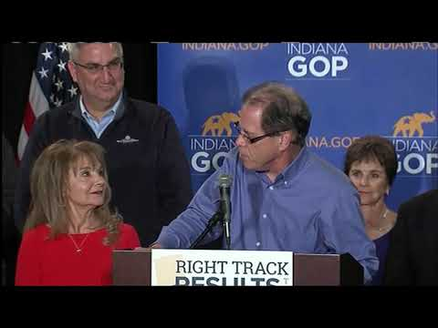 'The one thing' in politics winning Senate candidate Mike Braun would like to see change