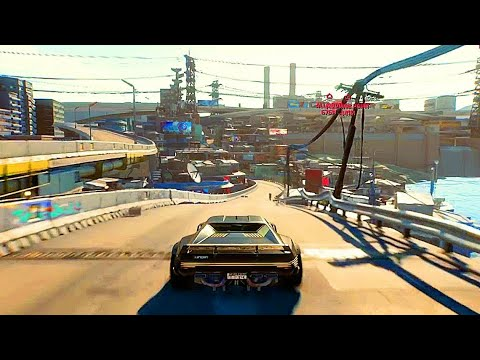 CYBERPUNK 2077 Gameplay Demo 45 Minutes (Open World Game 2020)