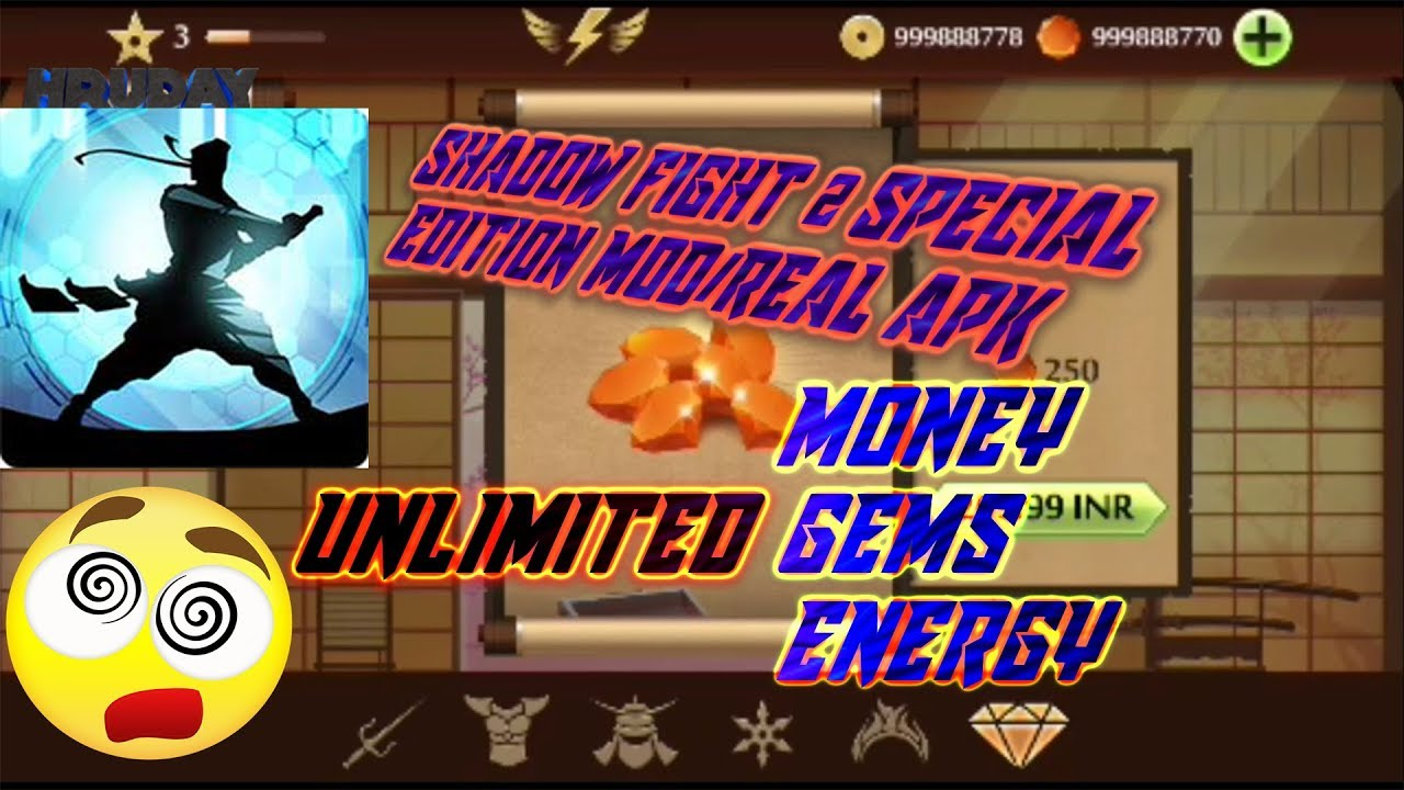 shadow fight 2 hack mod apk download free