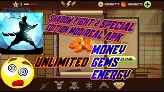 SHADOW FIGHT 2:-SPECIAL EDITION MOD/APK  WITH LINK !FREE!TUTORIAL