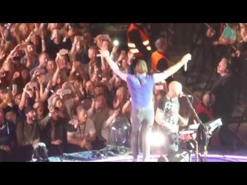 Coldplay - Princess of China -  Copenhagen Denmark