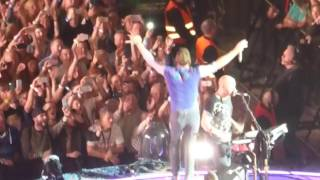 Coldplay - Princess of China - Live Copenhagen, Denmark