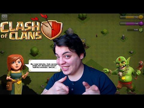 Clash of Clans Nasıl Oynanır (Sıfırdan)