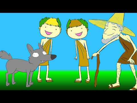 The Tale of Romulus and Remus