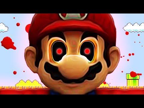 Evil Mario  Mama Mia!