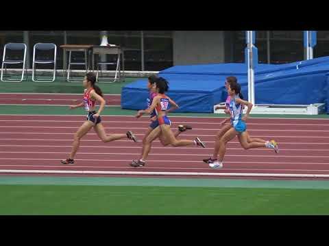 Nat'l Corp Champ2017 Women's800m heat1 Fumika Omori2:11.78 大森郁香 新宮美歩 須永千尋
