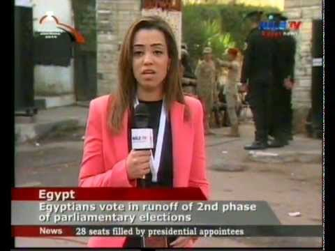 Elections Reham Morsi Shoubra 1 12 2015