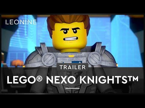 LEGO® Nexo Knights™ Staffel 1.1 - Trailer (deutsch/german)