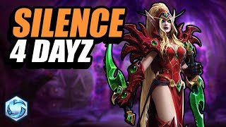 Valeera - silence of the lambs // Heroes of the Storm