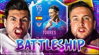 FIFA 19: FERNANDO TORRES 95 Battleship Wager vs SunKeller 😱🔥