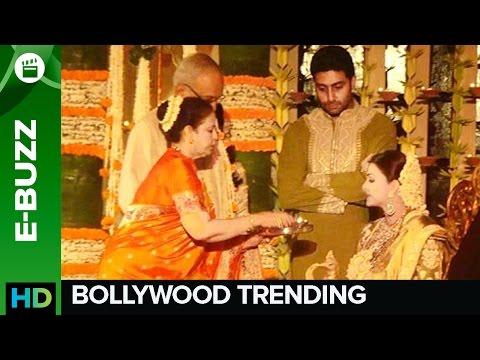 Bollywood Attend Aishwarya Rai Godh Bharai | Bollywood News | ErosNow EBuzz