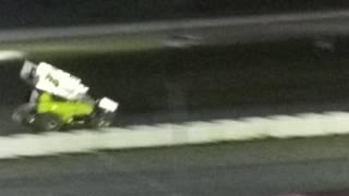 Sprint Car Feature @ Devils Bowl Speedway on 8/14/16