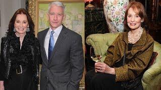 Gloria Vanderbilt, Model, Mogul and Mother to Anderson Cooper, Dead at 95