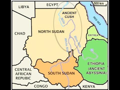 Sudan / Cush / Ethiopia in Ezekiel 38 Bible Prophecy: