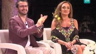 """قاسم النجار يقدم أغنية """"شعب واحد مو شعبين"""""""