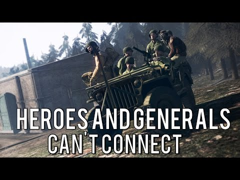 heroes and generals matchmaking long