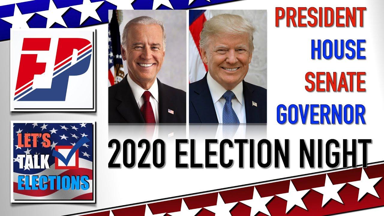 2020 Full Election Coverage I Joe Biden Vs Donald Trump Youtube