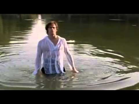 Elliot Cowan in the water scene - Lost in Austen