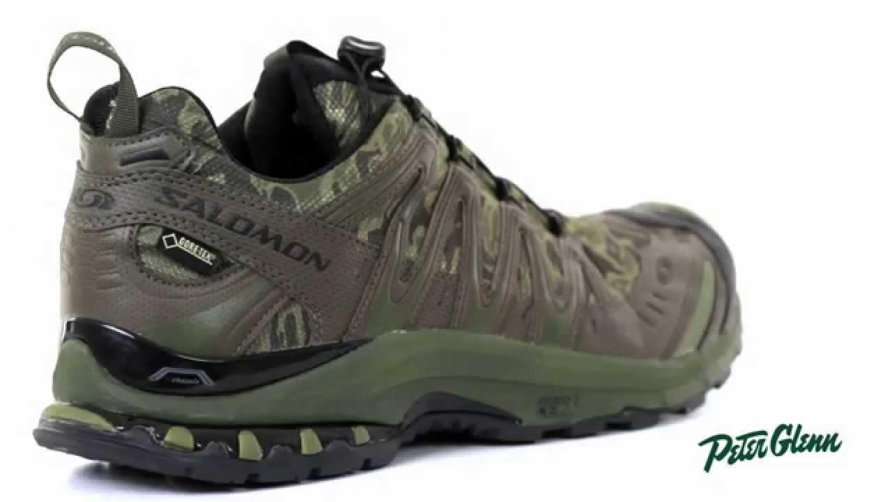2014 Salomon Men's XA Pro 3D Ultra 2 GORE TEX Shoe Review by Peter Glenn
