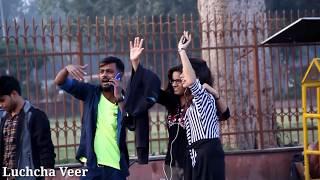 Call Bhojpuri Prank||Luchcha Veer
