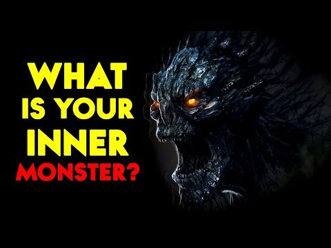 What Is Your Inner Monster? | Personality Test