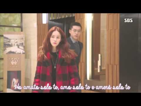 [SUB ITA] Baek Ji Young - Because Of You (Hyde, Jekyll, Me OST)
