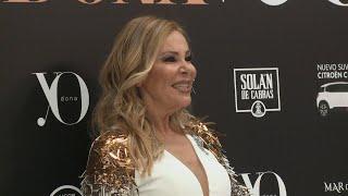Ana Obregón reconoce que vive un momento muy feliz