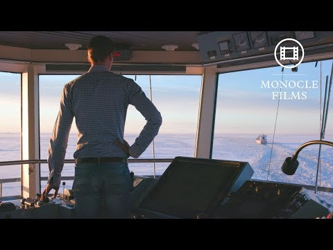 Icebreakers: life on board