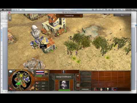 Age Of Empires III Cheats