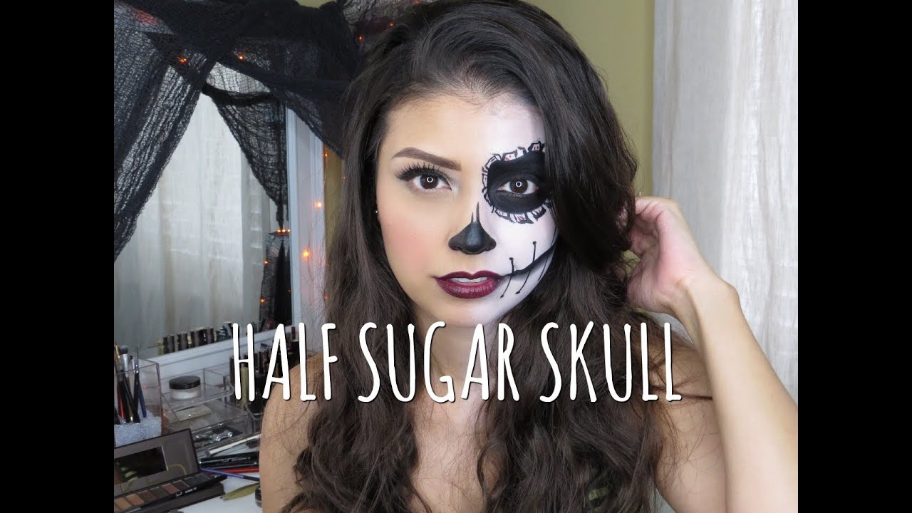 10 Best Day of the Dead Makeup Ideas 2019 - Sugar Skull