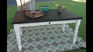 Baixar Furniture Makeover: Kitchen Table with single drawer