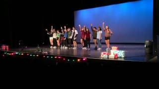 KDC Performance at EVC K POP Club WinterGreen Showcase