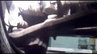 БУДНИ ГАРАЖА! Как выявить стук в подвески Рено Логан в гаражных условиях!