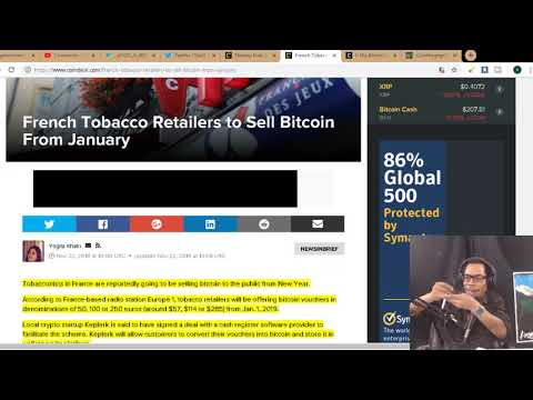 Norway Ends Power Tax Subsidy For Bitcoin Miners. French Tobacco Retailers To Sell Bitcoin InJanuary
