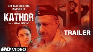 """KATHOR"" Latest Hindi Movie Trailer | Lalit Parimoo, Sheetal Dimri, Abhisek Pandey, Durga Sarkar"