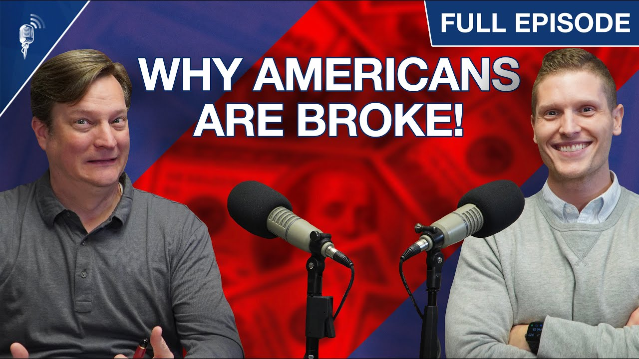 Why High Paid Americans Are Actually BROKE!