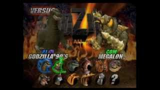 Review - Godzilla Destroy All Monsters Melee (GC, Xbox)