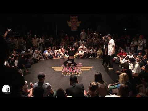 Chakal & Nasso vs Samiriano & Mehdi 2vs2 | 1/4 finale Red Bull BC One Camp 2017 | Hip Hop Corner